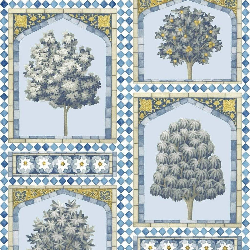 Cole & Son Wallpaper 1 x Roll Sultan's Palace 113/10029 Cole and Son Martyn Lawrence Bullard Sultan's Palace Wallpaper  3 colours