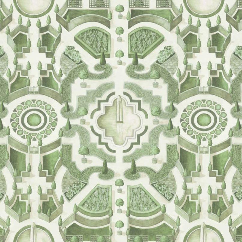 Cole & Son Wallpaper 1 x Roll Topiary 115/2005 Wallpaper Cole and Son Botanical Botanica Topiary Wallpaper 3 colours