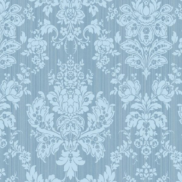 Cole & Son Wallpaper Blue 108-5026 1x Roll Cole & Son Giselle Wallpaper 9 Colours
