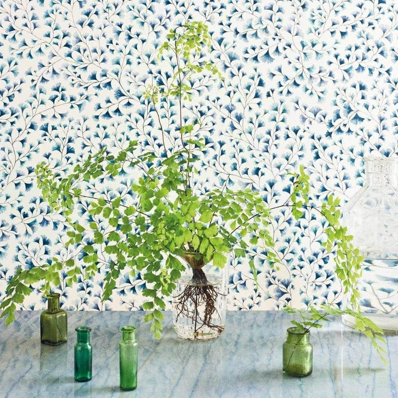 Cole & Son Wallpaper Cole and Son Botanical Botanica Maidenhair Wallpaper 4 colours