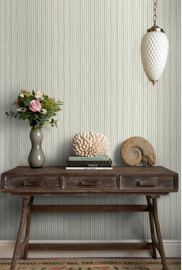 Cole & Son Wallpaper Cole and Son Marquee Stripes Croquet Stripe Wallpaper 5 Colours