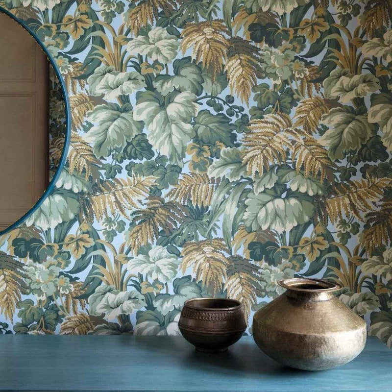 Cole & Son Wallpaper Cole and Son Martyn Lawrence Bullard Royal Fernery Wallpaper 4 colours