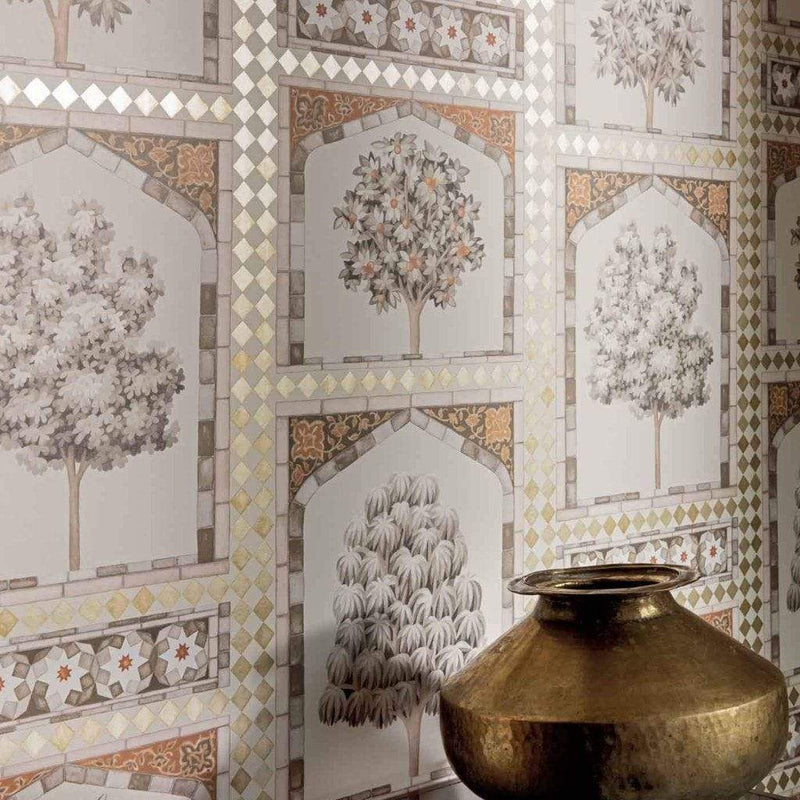 Cole & Son Wallpaper Cole and Son Martyn Lawrence Bullard Sultan's Palace Wallpaper  3 colours