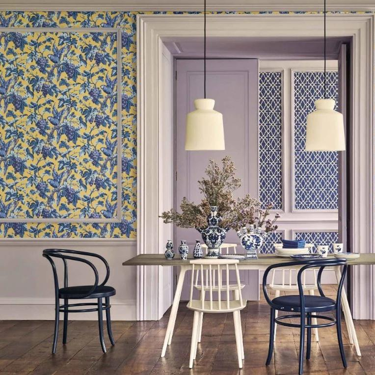 Cole & Son Wallpaper Cole and Son The Pearwood Woodvale Orchard Wallpaper