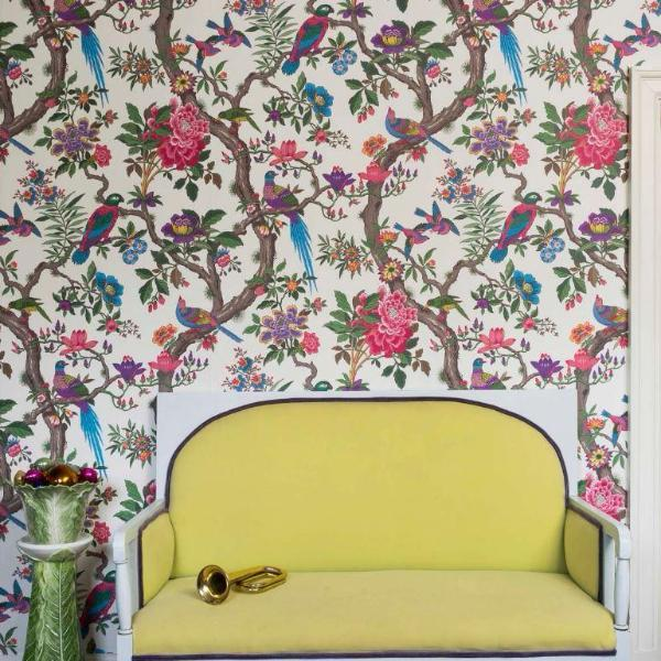 Cole & Son Wallpaper Cole & Son Fontainebleau Wallpaper