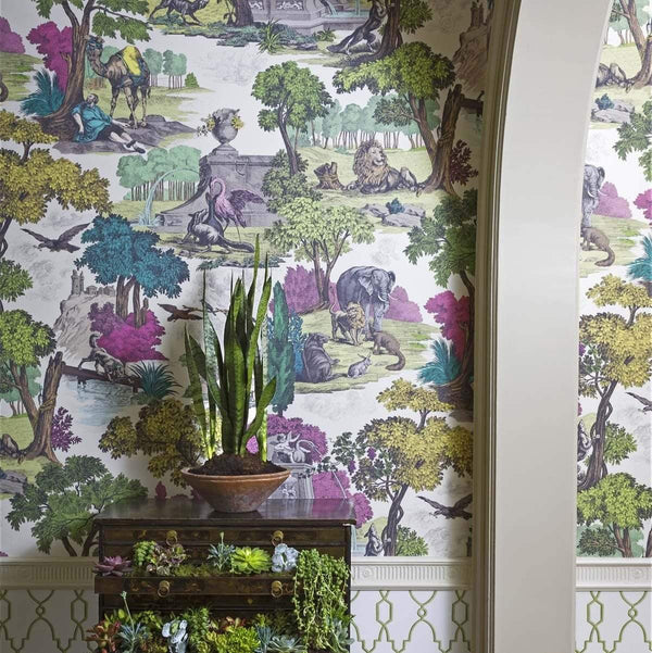 Cole & Son Wallpaper Cole & Son Versailles Grand Wallpaper