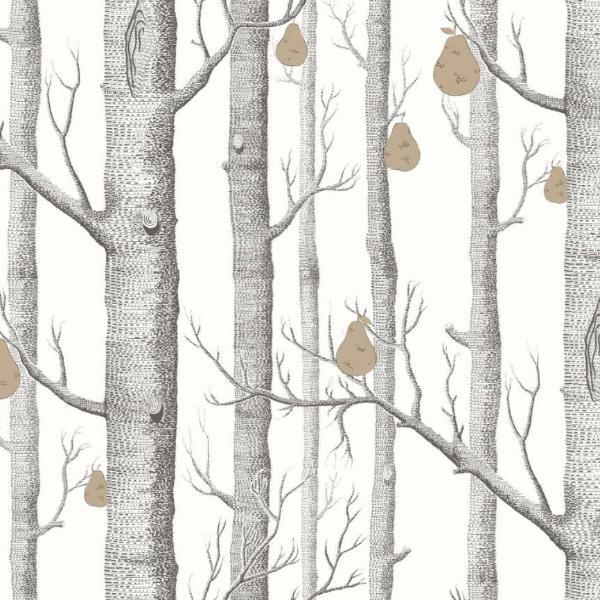 Cole & Son Woods Wallpaper 1 x Roll Woods & Pears 95/5027 Wallpaper Cole & Son Woods and Pears Wallpaper 6 Colours