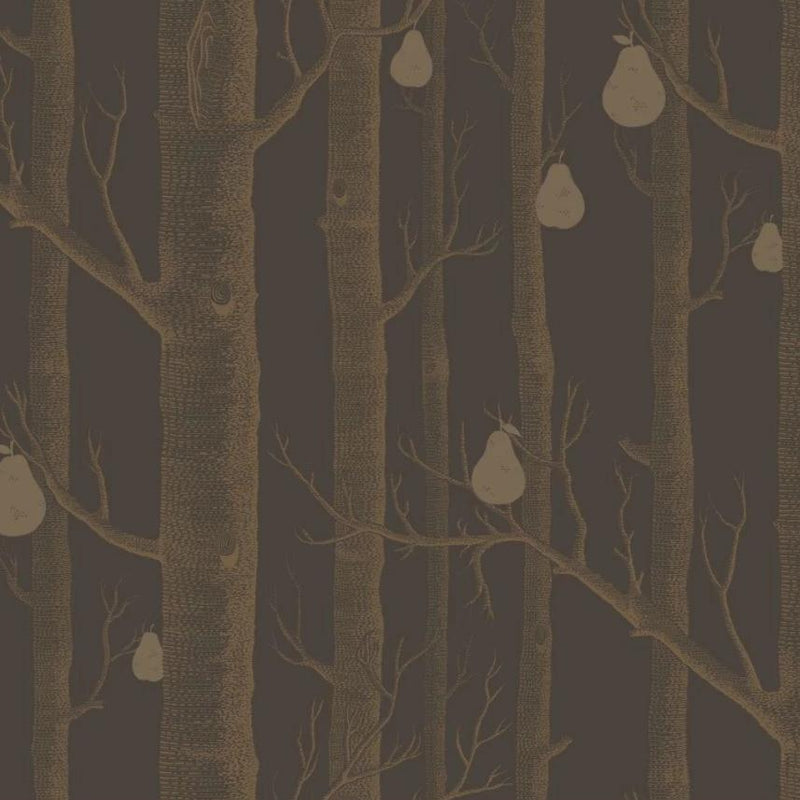 Cole & Son Woods Wallpaper 1 x Roll Woods & Pears 95/5028 Wallpaper Cole & Son Woods and Pears Wallpaper 6 Colours