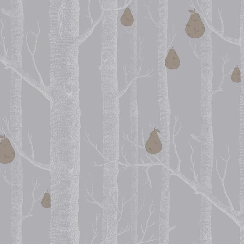 Cole & Son Woods Wallpaper 1 x Roll Woods & Pears 95/5030 Wallpaper Cole & Son Woods and Pears Wallpaper 6 Colours