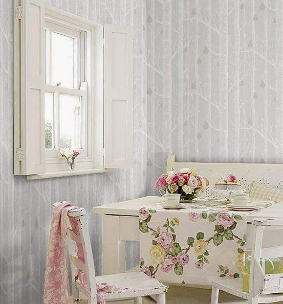 Cole & Son Woods Wallpaper Cole & Son Woods and Pears Wallpaper 6 Colours