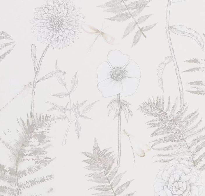 Designers Guild Wallpaper 1 x Ivory Acanthus Wallpaper Roll Designers Guild Acanthus Wallpaper 5 colours