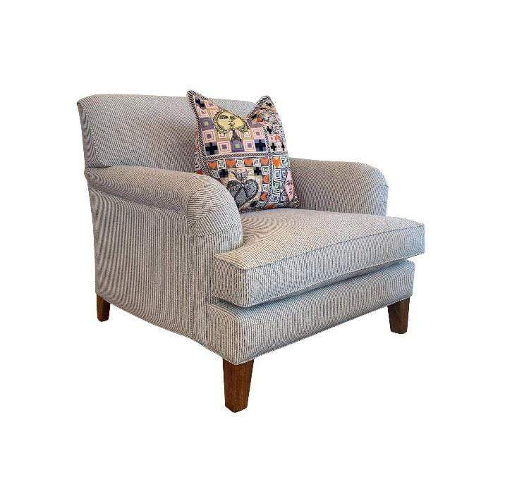 Gaudion Furniture Armchair 1 x Lauren Armchair plus 7.5 metres of fabric Lauren Armchair Custom Made