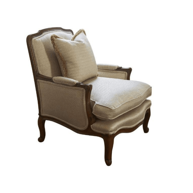 Gaudion Furniture Armchair Juliette Bergere