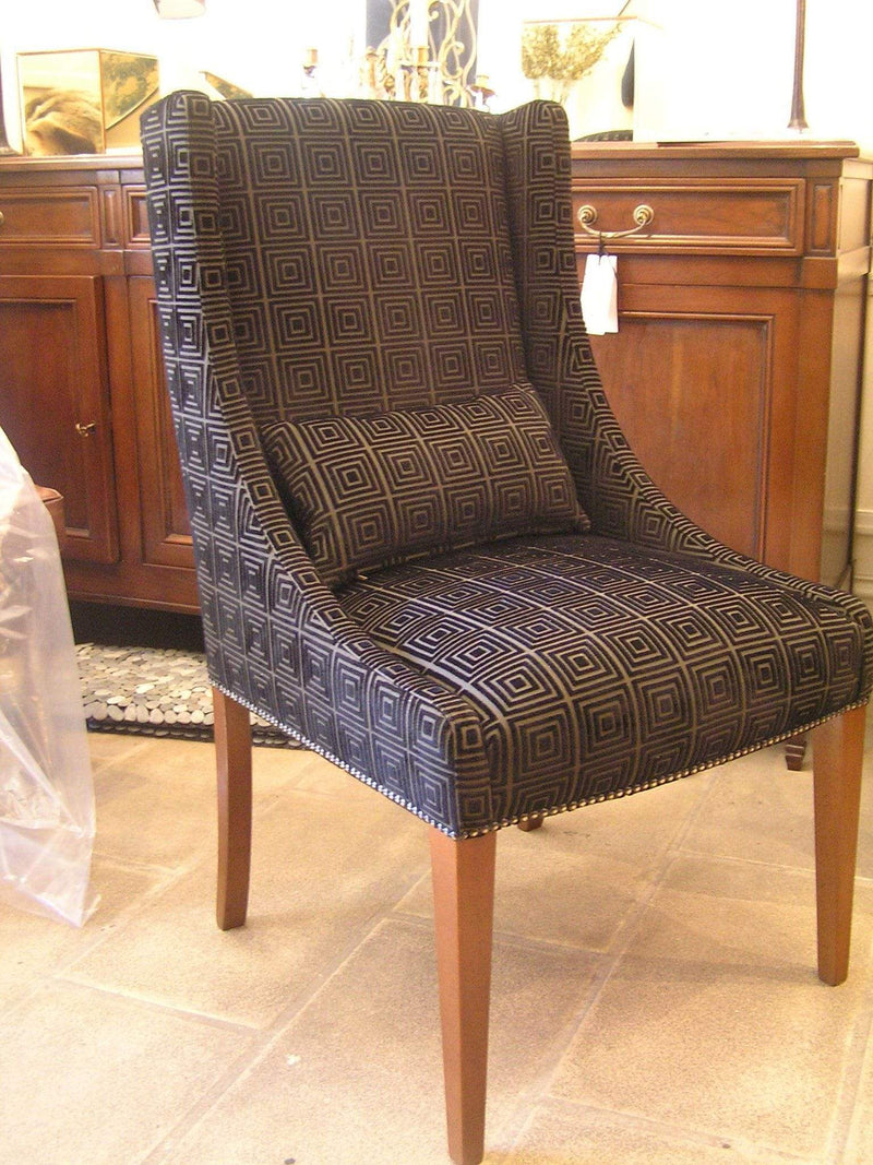Gaudion Furniture Armchair Manhattan Chair plus fabric Manhattan Chair Custom Made