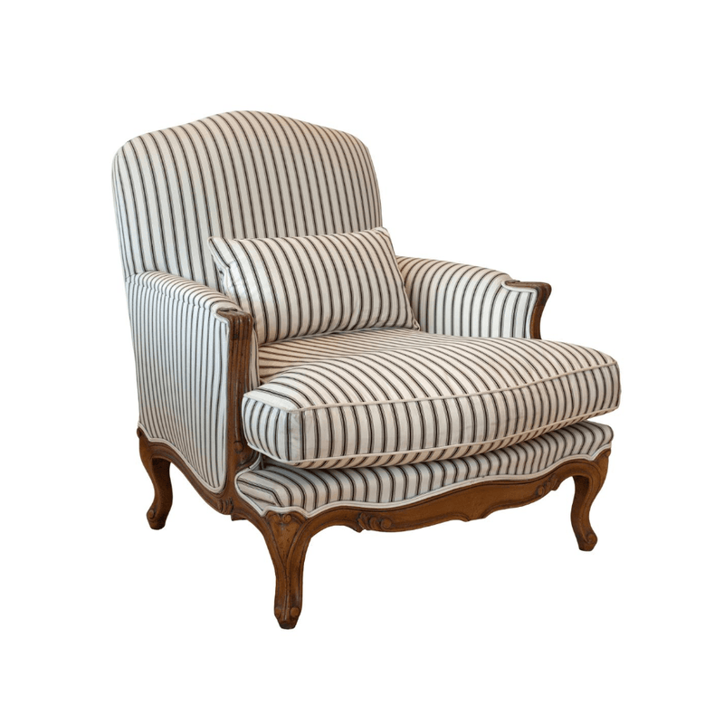 Gaudion Furniture Armchairs Bergeres The Beaudelaire Bergere/Armchair