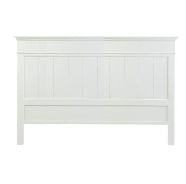 Gaudion Furniture Bedhead 1 x King White Hamptons Bedhead Hamptons Bedhead King Single, Queen or King