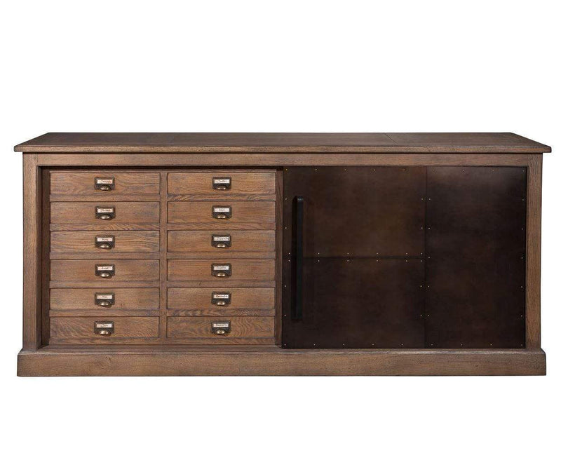 Gaudion Furniture Buffet Loft Oak Buffet - Large