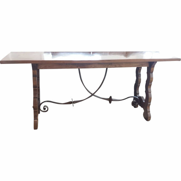 Gaudion Furniture Console, Hall Table Spanish Console Table No Drawers