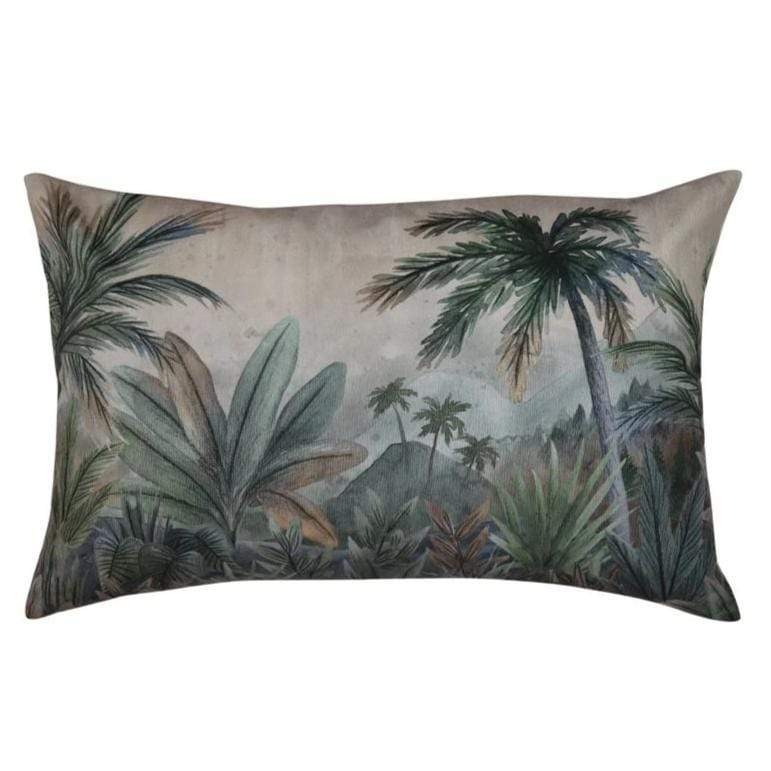 Gaudion Furniture Cushions 1 x Jungle Cushion Rectangle Jungle Cushion Rectangle