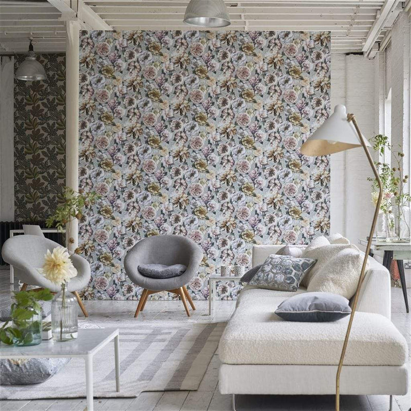 Gaudion Furniture Designers Guild Pahari Wallpaper
