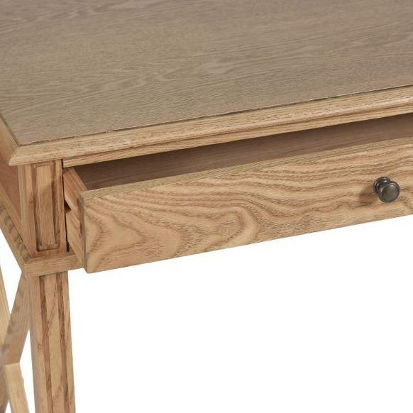 Gaudion Furniture Desk 1 x Hamptons Natural Desk Hampton's Desk