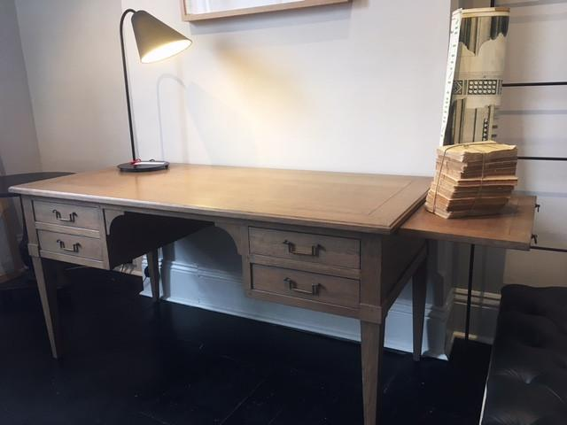 Gaudion Furniture Desk Directoire Desk Oak French Office Desk