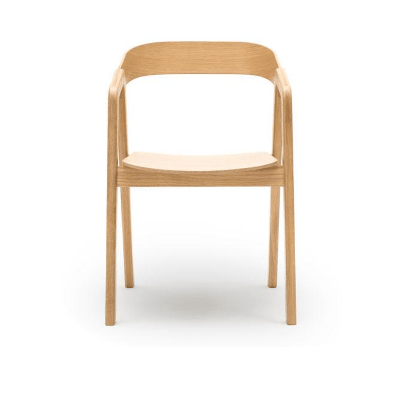Gaudion Furniture Dining Chair 1 x Chair Valby Natural Valby Black Dining Chairs Black & Natural