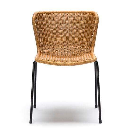 Gaudion Furniture Dining chairs 1 x Rattan Pulut C603 Dining Chair C603 Rattan Dining Chairs 3 Colours