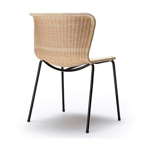 Gaudion Furniture Dining chairs C603 Rattan Dining Chairs 3 Colours