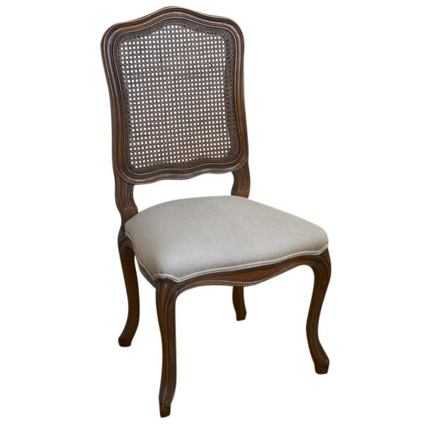 Gaudion Furniture Dining chairs Please Quote Regency Cane Back Dining Chair & Carver