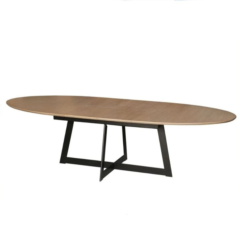 Gaudion Furniture Dining Table A Quartz Extension Dining Table