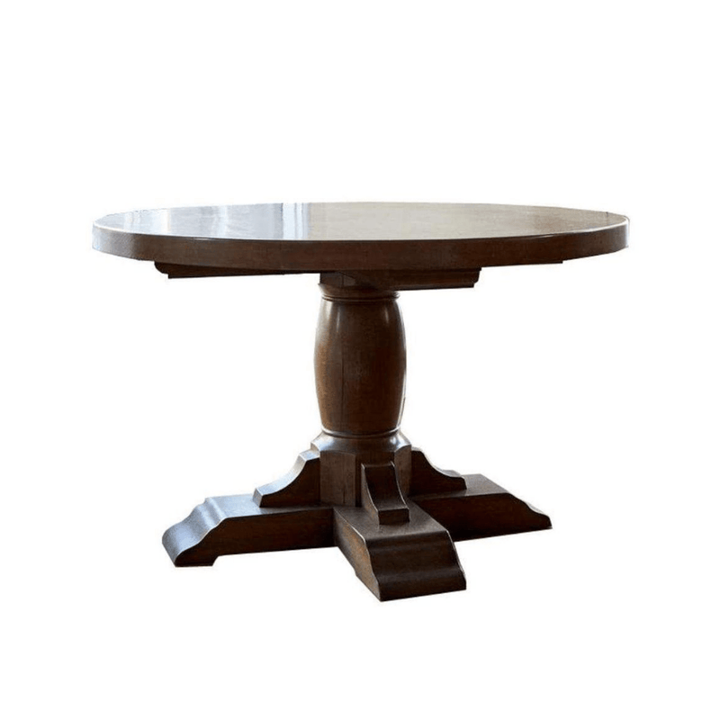 Gaudion Furniture Dining Table Round Dining Table