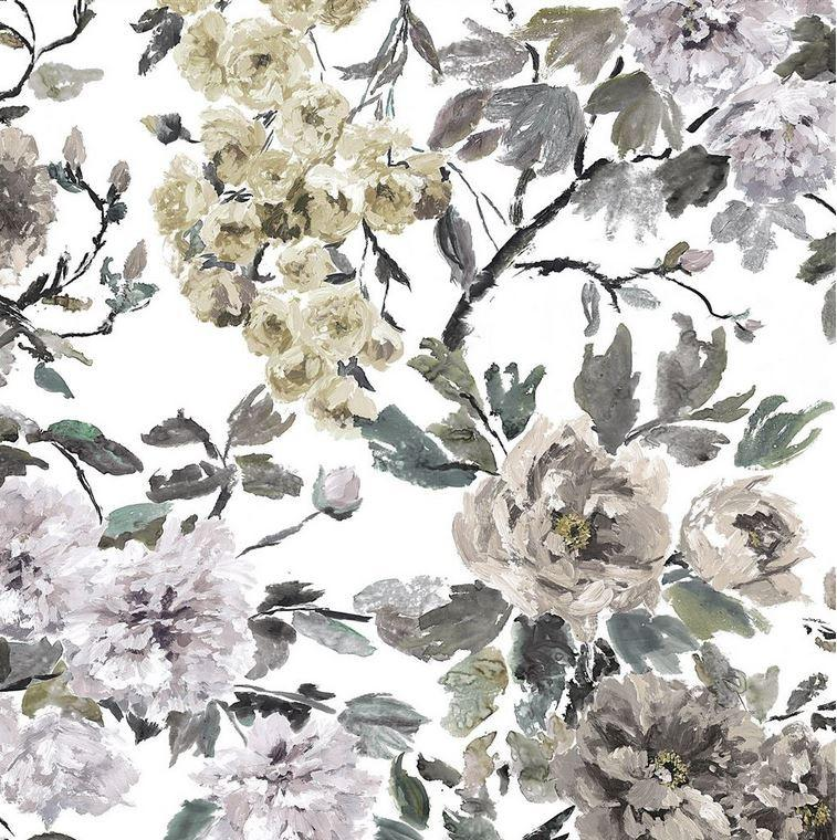 Gaudion Furniture Fabric 1 X Metre Ecru Shanghai Garden Fabric FDG2295/03 Designers Guild Shanghai Garden Fabric 3 colours
