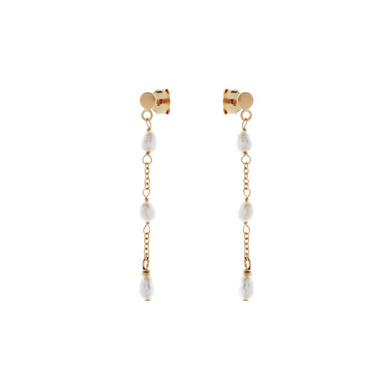 Gaudion Furniture Jewellery Earrings Pearl Chain