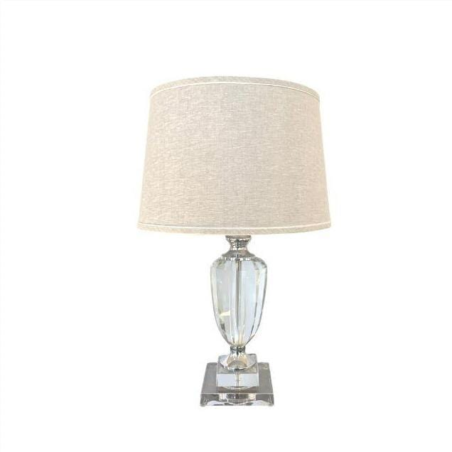 Gaudion Furniture Lamp Crystal Glass Lamp and Shade