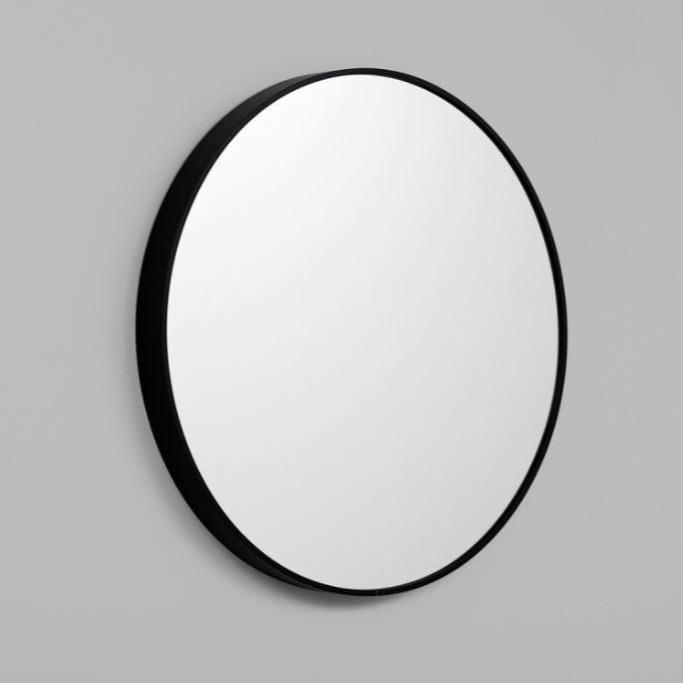Gaudion Furniture Mirror 1 x Black Round Mirror Order Item Round Mirror Gold or Black