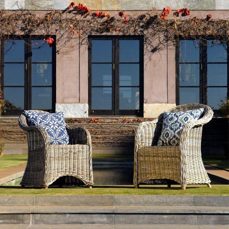 Gaudion Furniture Outdoor Furniture 1 x Roma Chair Roma Chair