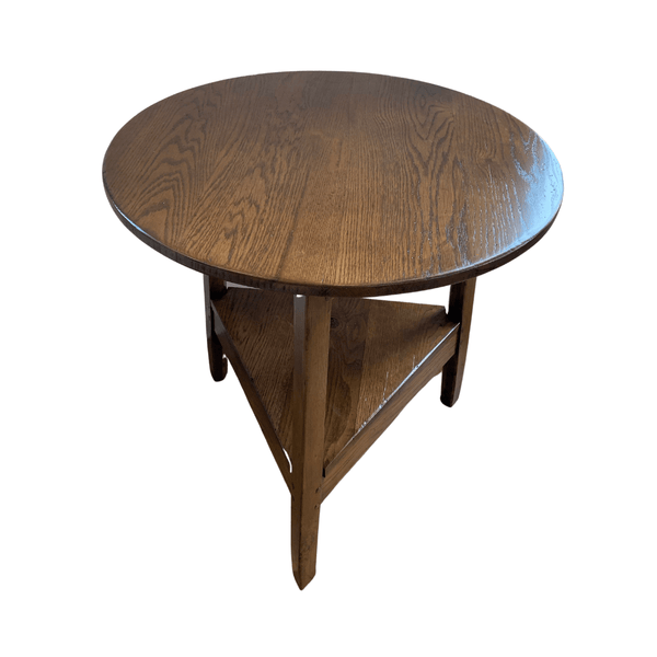 Gaudion Furniture Side Table 1 x Cricket Table Instock Cricket Table