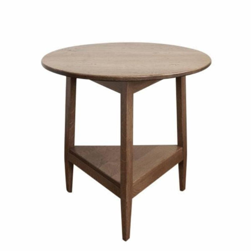 Gaudion Furniture Side Table 1 x Medium Oak Cricket Table Order Item Cricket Table