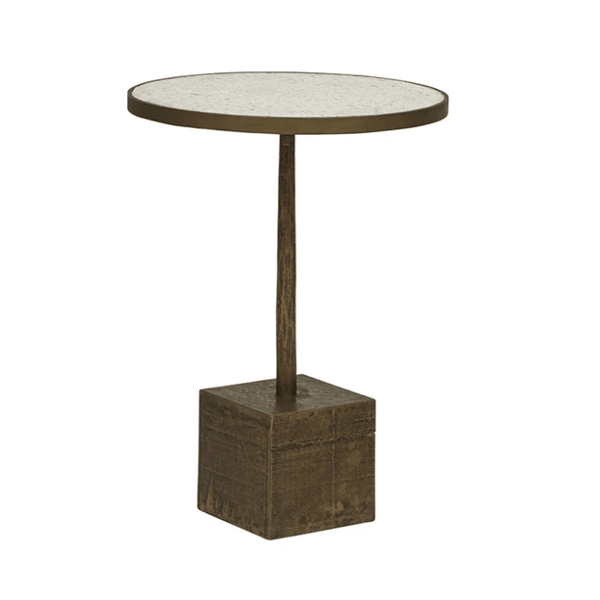 Gaudion Furniture Side Table Side Table Amelie Terrazzo