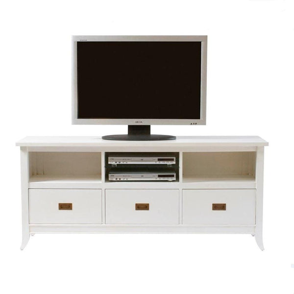Gaudion Furniture TV Unit 1 x Olso TV Unit White Oslo TV Unit 3 colours