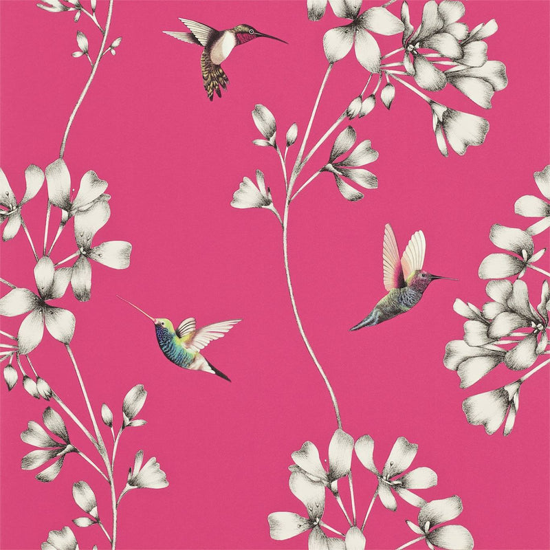 Gaudion Furniture Wallpaper 1 x Roll of Amazilia Flamingo Wallpaper Harlequin Amazilia Wallpaper 6 colours