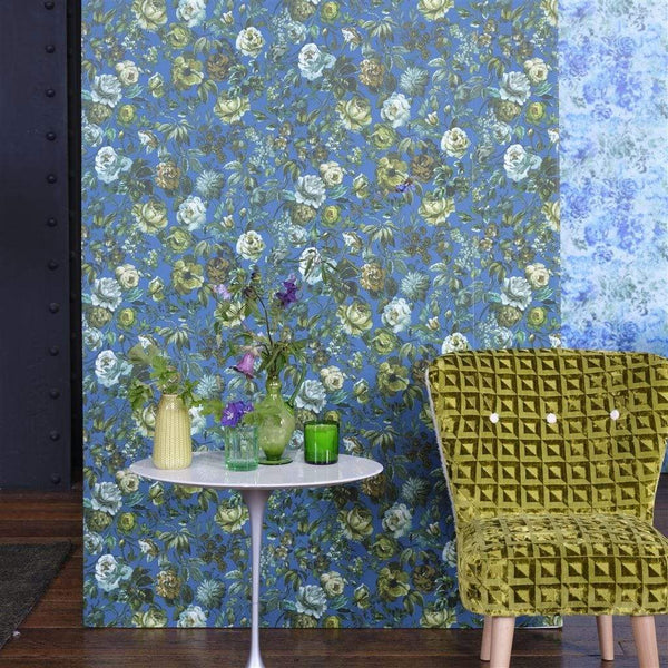Gaudion Furniture Wallpaper Designers Guild Mansur Wallpaper - 5 Colourways