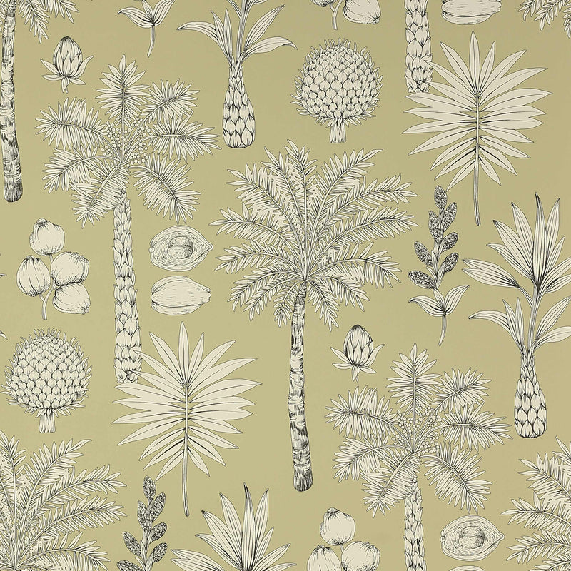 Manuel Canovas Wallpaper Manuel Canovas Cote d'Azur Wallpaper 6 colours