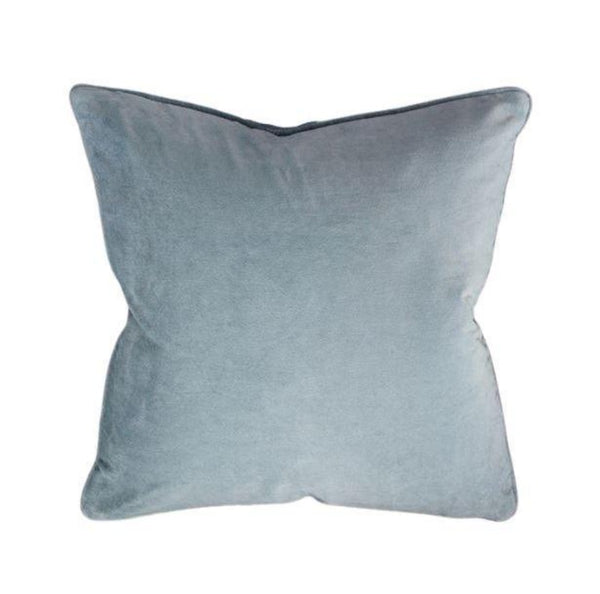 Mulberi Cushions 1 x Duck Egg Monty Cushion Monty Velvet Cushion 6 Colours