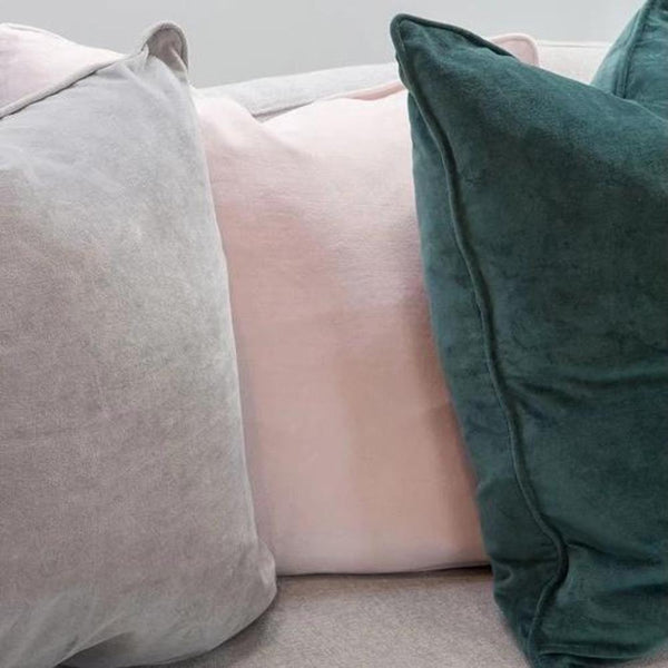 Mulberi Cushions Monty Velvet Cushion 6 Colours