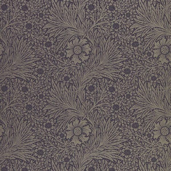 William Morris Wallpaper 1 x Black Ink Pure Marigold Wallpaper Roll William Morris Pure Marigold Wallpaper 3 Colours