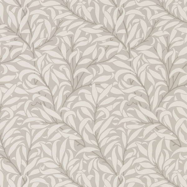 William Morris Wallpaper 1 x Dove/Ivory Willow Bough Wallpaper Roll William Morris Pure Willow Bough Wallpaper 5 Colours