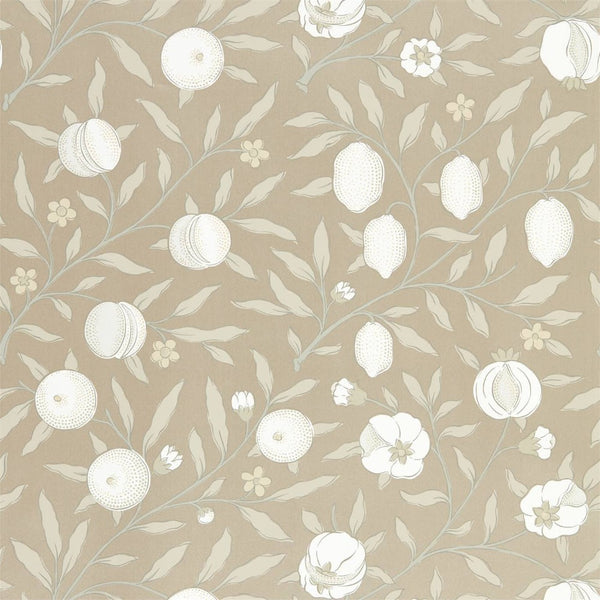 William Morris Wallpaper 1 x Gilver Pure Fruit Wallpaper Roll William Morris Pure North Pure Fruit Wallpaper 4 colours