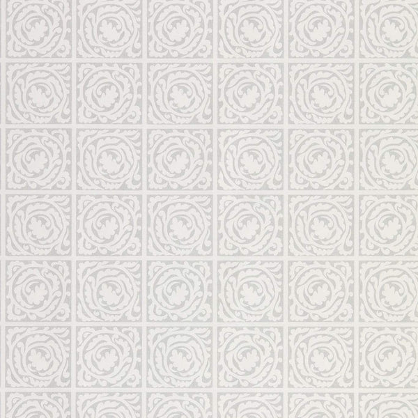 William Morris Wallpaper 1 x Lightish Grey Pure Scroll Wallpaper Roll William Morris Pure Scroll Wallpaper 4 colours